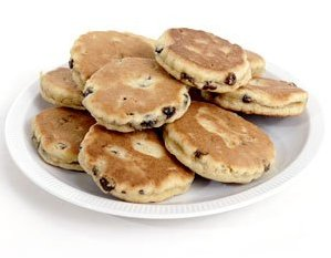 welsh cakes - not pikelets